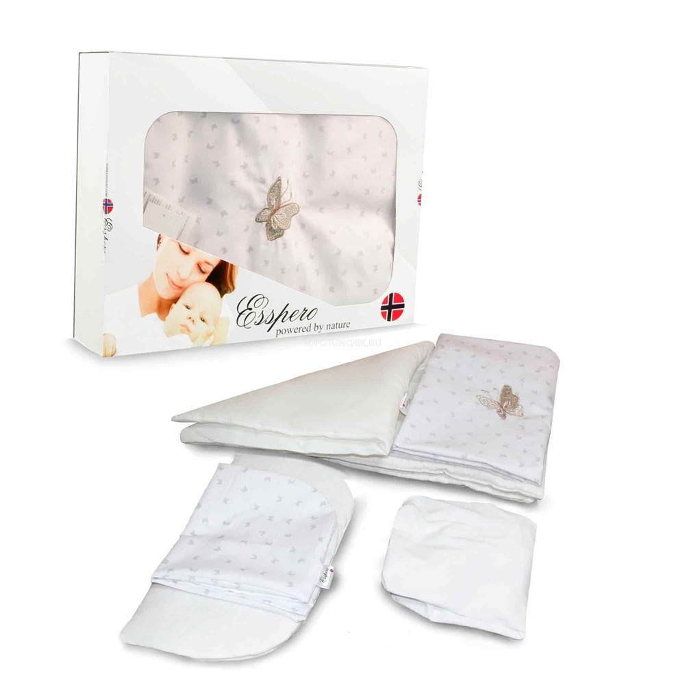 Комплект постельного белья в коляску Esspero Lui - 5 предметов