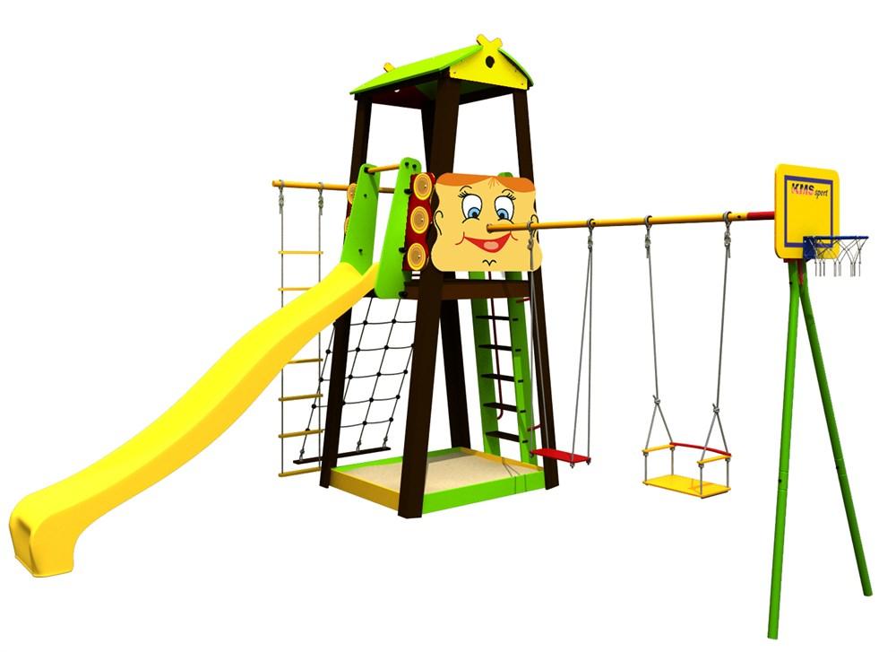 Romana «Карусель 102.01.00» Буратино дачный детская уличная спортивная площадка