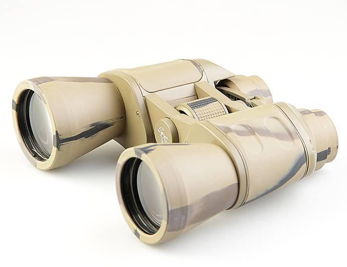 Бинокль Veber Classic БПШЦ  10х50 VRWA, камуфляж