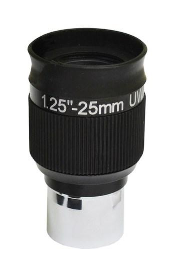 "Окуляр Levenhuk (Левенгук) UWA 58° 25 мм, 1,25"""