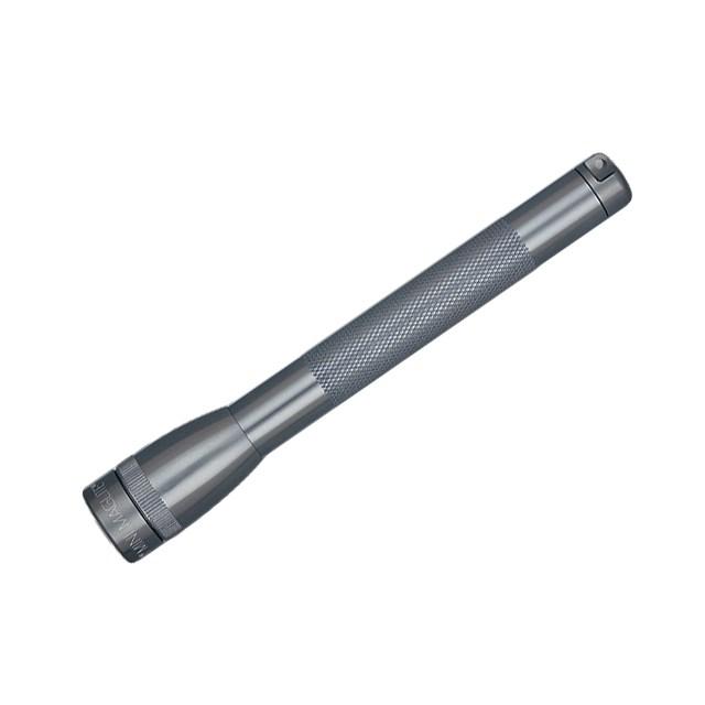Фонарь MAG-LITE Mini 12,7 см, серый, в пластиковой коробке