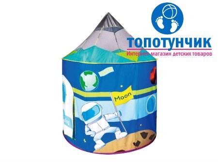 """Игровой домик """"Космический корабль"""" + 100 шариков CBH-17"""