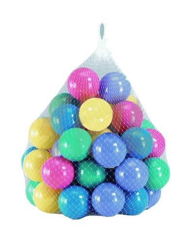 Комплект шариков 6 см/100 шт.