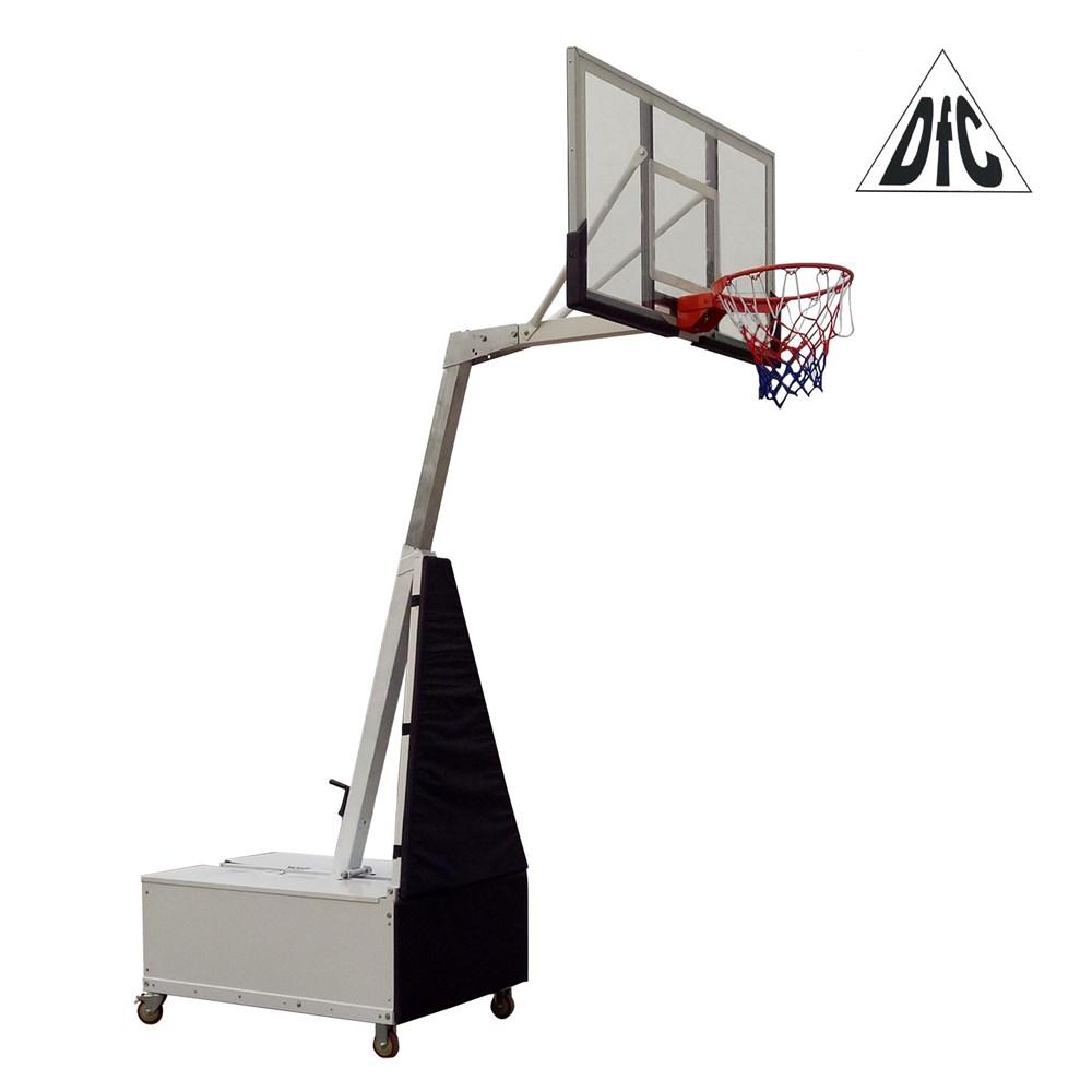 """Мобильная баскетбольная стойка 50"""" DFC STAND50SG"""