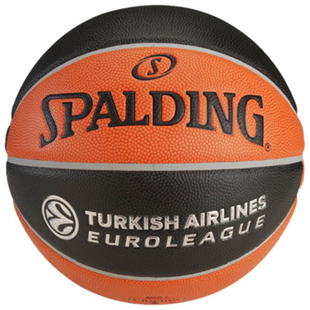 Мяч баскетбольный Spalding TF-1000 EUROLEAGUE OFFICIAL