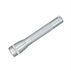 Фонарь MAG-LITE Mini 14,6 см, серебристый, в пластиковой коробке