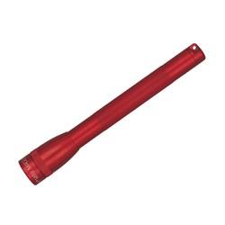 Фонарь MAG-LITE Mini 12,7 см, красный, в пластиковой коробке