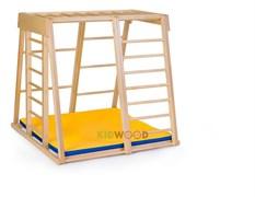 Деревянный детский спорт комплекс  KIDWOOD Ракета