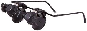 Лупа-очки Levenhuk (Левенгук) Zeno Vizor G2