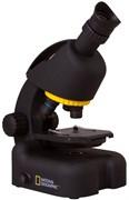 Микроскоп Bresser (Брессер) National Geographic 40–640x, с адаптером для смартфона