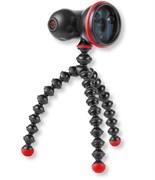 Фонарь светодионый Joby GorillaTorch Flare, черный/красный, в блистере