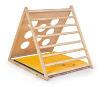 KIDWOOD Треугольник деревянный детский уголок