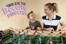 """Футбольный Стол """"Чингачгук"""" 120х80х60 см"""