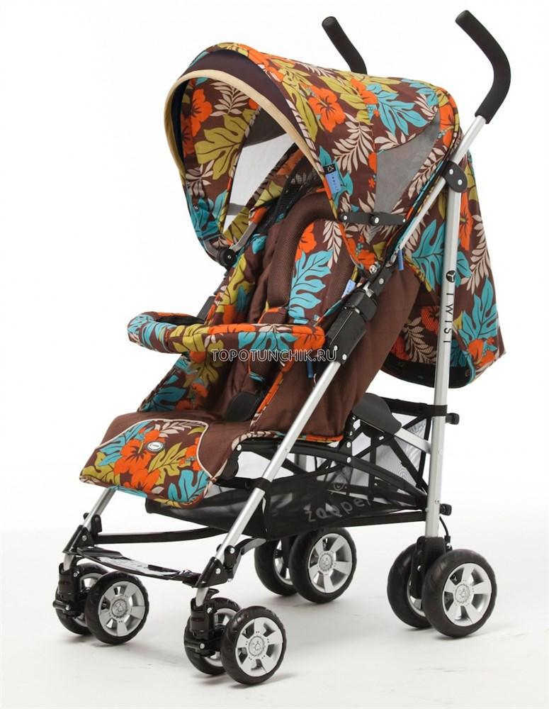 Прогулочная коляска Zooper Twist Flowers