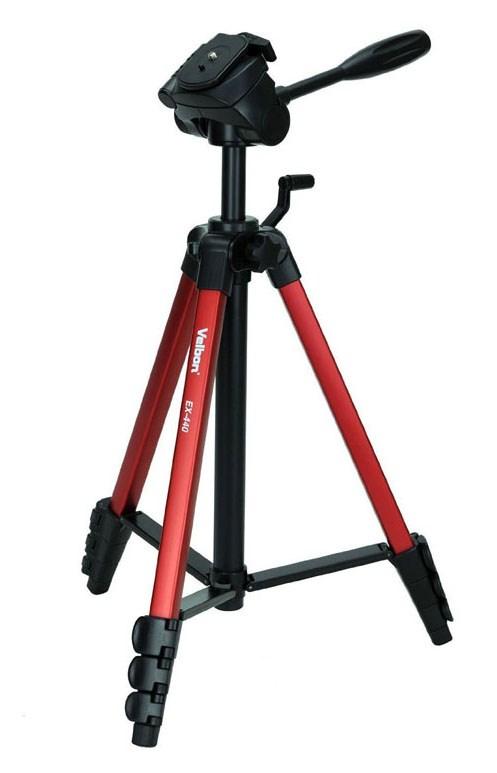 Штатив Velbon EX-440, красный