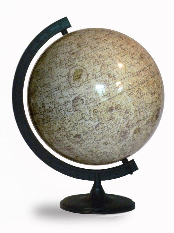 Глобус Луны диаметром 320 мм