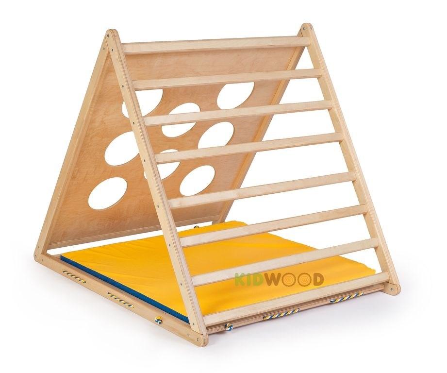 """Kidwood """"Треугольник"""" cпортивно-игровой комплекс"""