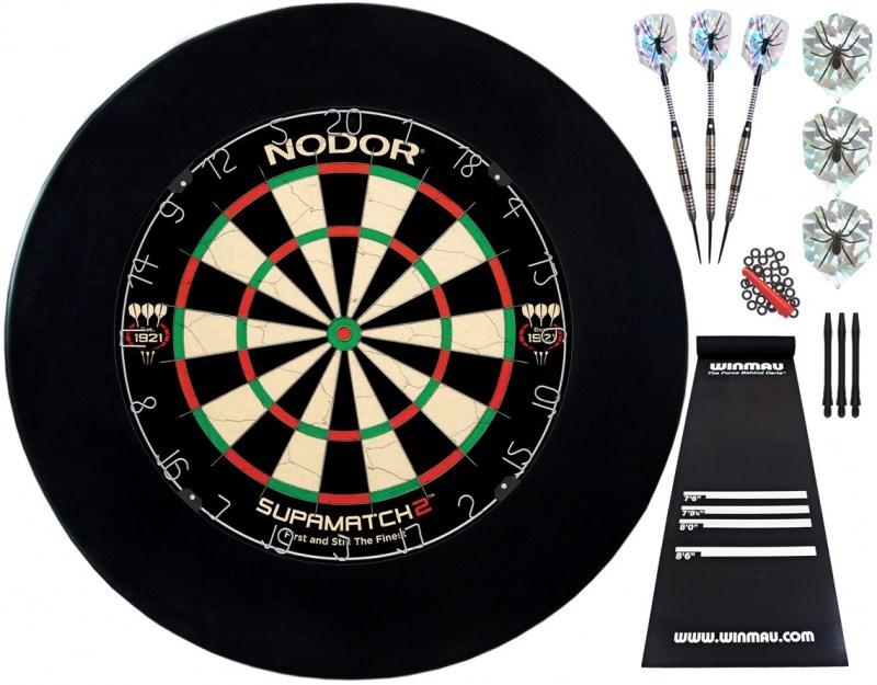 Комплект для игры в Дартс Nodor Professional plus