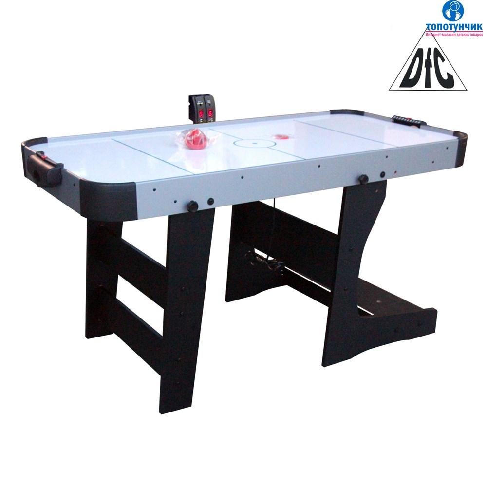Игровой стол аэрохоккей DFC BASTIA 4