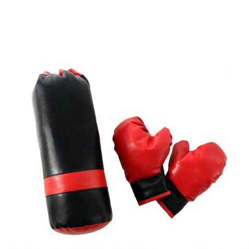 Набор боксерский мешок-груша и перчатки детские Midzumi M006571