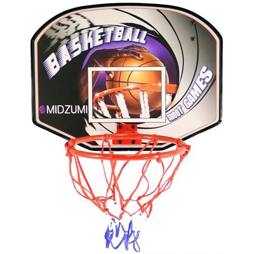 Щит баскетбольный с мячом и насосом Midzumi BS01540