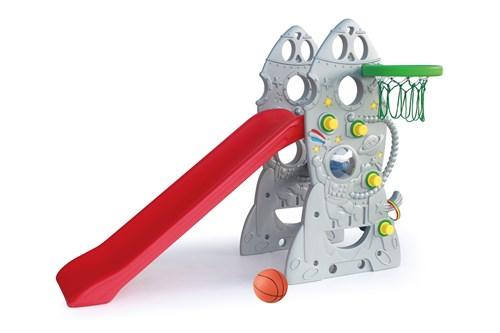 орка Ching-Ching SL-18 Ракета + баскетбольное кольцо