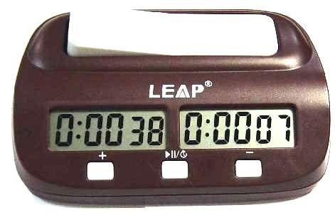 Часы шахматные электронные Leap Easy
