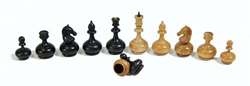 """Шахматные фигуры """"Woodgames"""", дуб"""