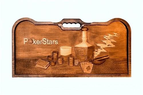 Кейс для покера Poker Stars на 500 фишек