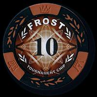 Набор для покера Frost на 500 фишек - фото 108089