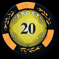 Набор для покера Frost на 500 фишек - фото 108090