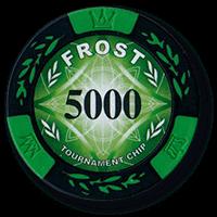 Набор для покера Frost на 500 фишек - фото 108095