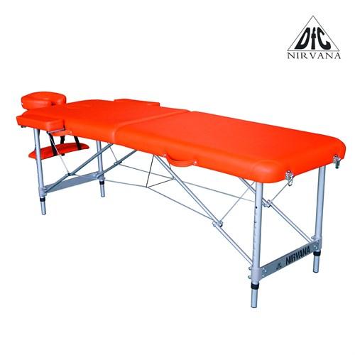 DFC NIRVANA Elegant (Orange) массажный стол
