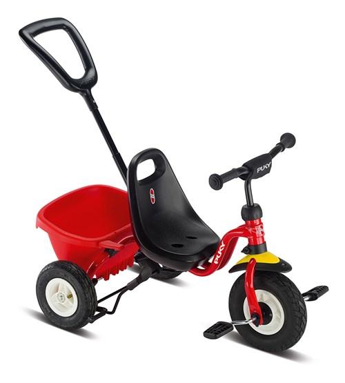 Трехколесный велосипед Puky Ceety Air 2375 red красный