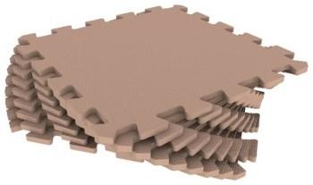 Мягкий пол eco cover разноцветный 33*33(см) 1(м2) 33МП