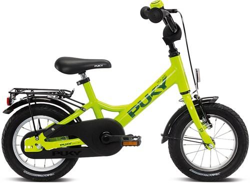 Двухколесный велосипед Puky YOUKE 12 4135 kiwi салатовый