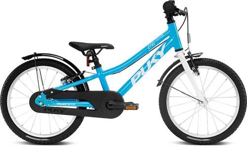 Двухколесный велосипед Puky CYKE 18-F 4419 blue голубой
