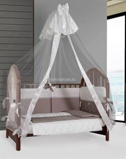 Балдахин на детскую кроватку Esspero Summer Flowers