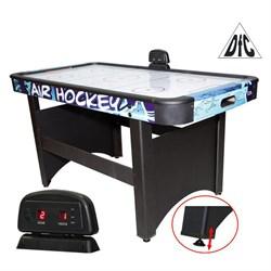 Игровой стол аэрохоккей DFC Blue Ice Pro