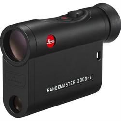 Дальномер лазерный Leica Rangemaster CRF 2000-B, черный