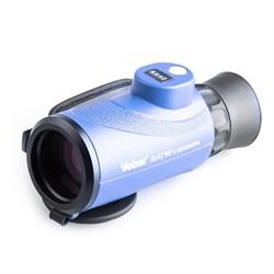 Монокуляр Veber BGD 8x42 С, синий, с компасом