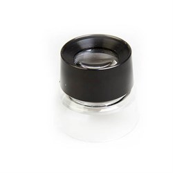 Лупа часовая Veber 10x, 30 мм (7036-A)