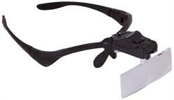 Лупа-очки Levenhuk (Левенгук) Zeno Vizor G3