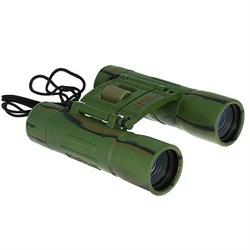 Бинокль Navigator 10х25, зеленый