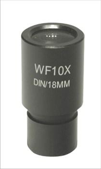 Окуляр 10х/18 (D23,2 мм) для микроскопов