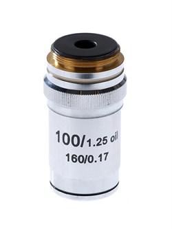 Объектив 100х/1,25 для микроскопа Микмед-5