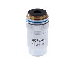 Объектив 40х/0,65 160/0,17 для микроскопа Микромед-1