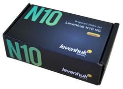 Набор готовых микропрепаратов Levenhuk (Левенгук) N10 NG