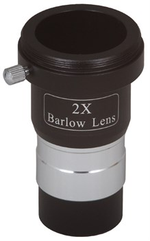 """Линза Барлоу Sky-Watcher 2x, 1,25"""", с адаптером для камеры"""