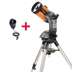 Телескоп Celestron NexStar 5 SE + Видеокамера NexImage
